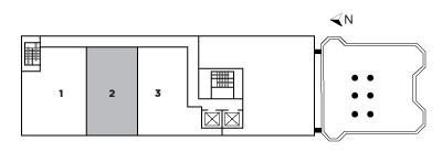 Union Loft Keyplate