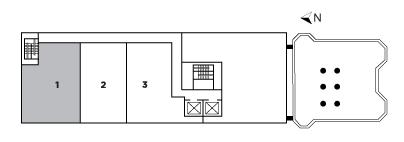 Core Loft Keyplate