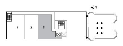 York Loft Keyplate
