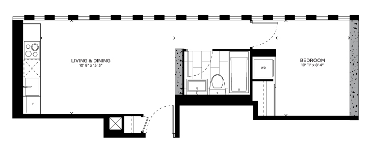 Floorplan for Metropolitan