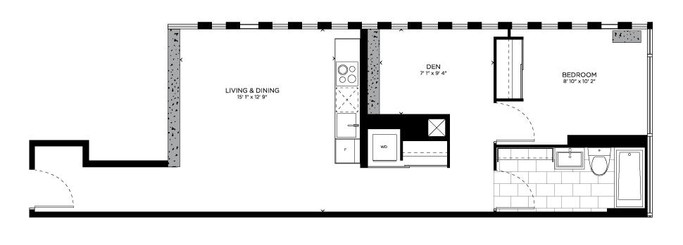Floorplan for Norwood