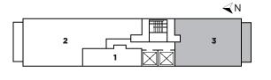 Hurlingham Keyplate