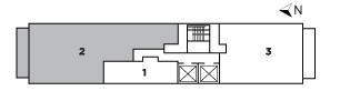 Shoreditch Keyplate